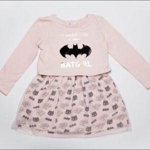 H&M BATGIRL dress 💖